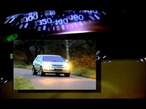 Тюнинг салона Lexus RX300 от MT-MOTORS