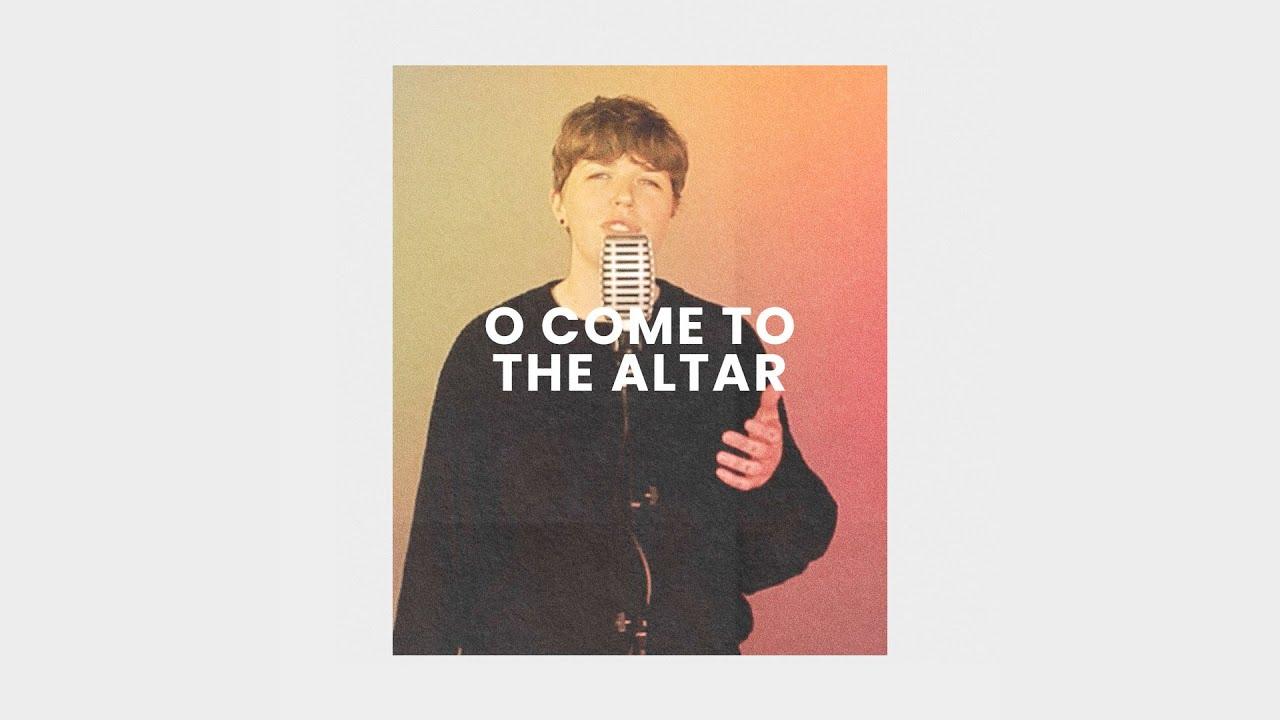 O Come To The Altar (Live) - Megan Nicholas Cover Image
