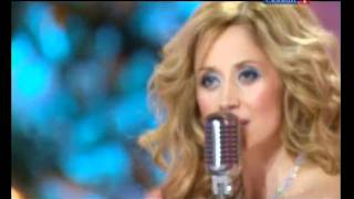 Repeat youtube video Lara Fabian - Любовь похожая на сон (Blue Light Russia 2011)