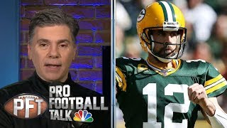 Packers must lean on Aaron Rodgers vs. San Francisco 49ers | Pro Football Talk | NBC Sports