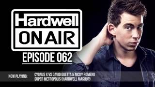 Hardwell On Air 062 (FULL MIX INCL DOWNLOAD)