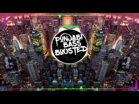 Label Black [BASS BOOSTED]| Gupz Sehra | Latest Punjabi Songs 2016