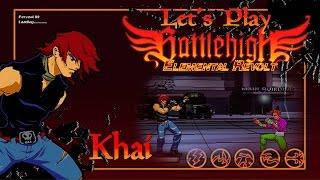 Battle High San Bruno - Khai (Playthrough)