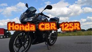 Обзор Honda CBR 125(В данном видео