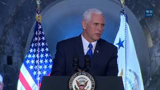 Leading the Next Frontier, National Space Council, October 5, 2017