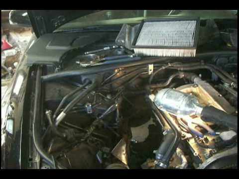 2001 Audi A4 Quattro Flex Down Pipe Replacement How To