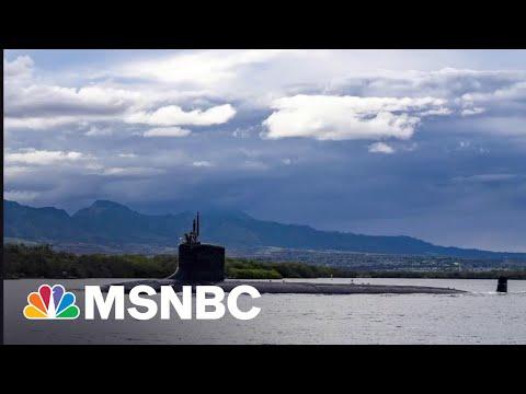 FBI: U.S. Navy Engineer Tried To Sell Nuclear Submarine Secrets