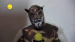 Puma King y Xtreme Tiger discuten en backstage de Generación XXI