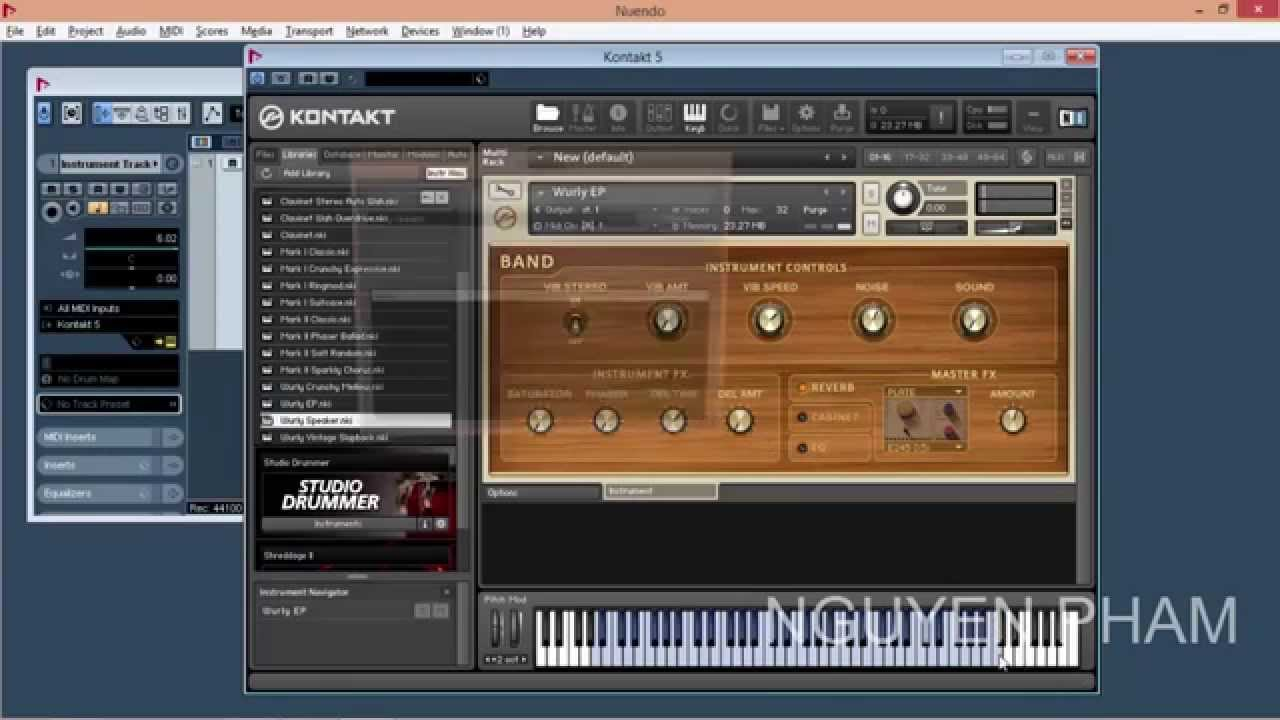 kontakt 6 factory library crack