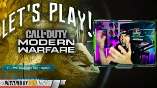 Let's Play! Call of Duty Modern Warfare Pt 1 |  Basement Gaming Gods