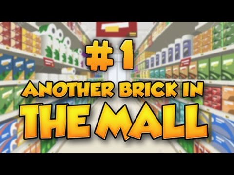 Verdens bedste center! // Another Brick in the Mall #1
