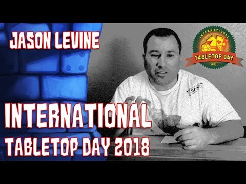 International Tabletop Day @ CSI in Hollywood, FL with Jason Levine