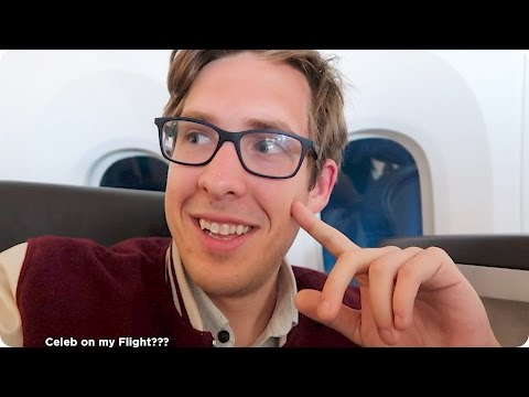 Flying Upper Class with Virgin London to LAX to Hawaii! | Evan Edinger Travel
