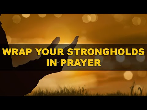ANNE GRAHAM LOTZ - Wrap Your Strongholds in Prayer