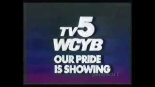 WCYB TV-5 Our Pride is Showing station ID (1981)