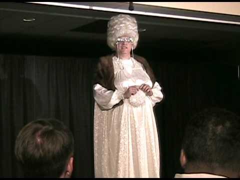 Miss Inita Goodman - Lime Jello Marshmallow Surprise