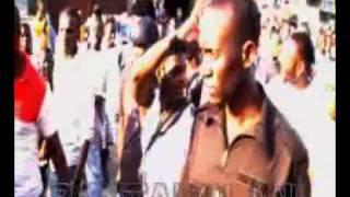 Clash  Arafat DJ -  COMMANDANT ZABRA - RESTE TRANKIL RANTANPLAN