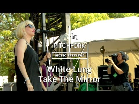"White Lung - ""Take The Mirror"" - Pitchfork Music Festival 2013"