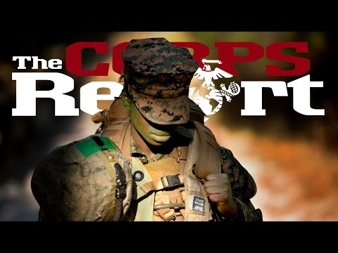 GCEITF Marines Receive AMOS, New Corps-wide Uniform Regulations (The Corps Report Ep. 68)
