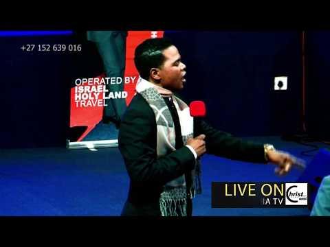 Live Broadcasting on Christ Media Television