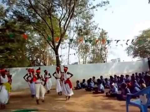 Asaidula Haarati   Telangana song  P S Elkicherla students