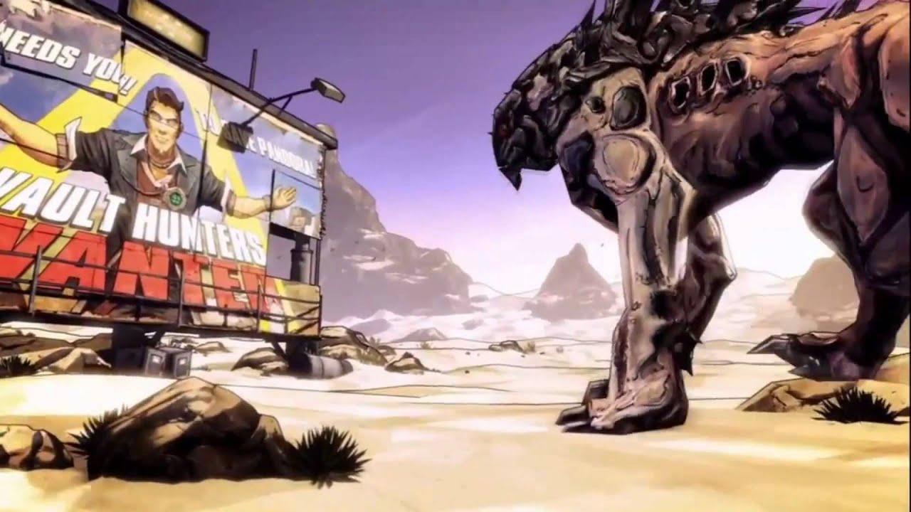 Borderlands 2: Opening Cinematic