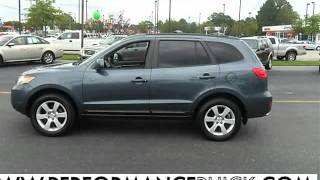 2007 Hyundai Santa Fe - Performance Buick