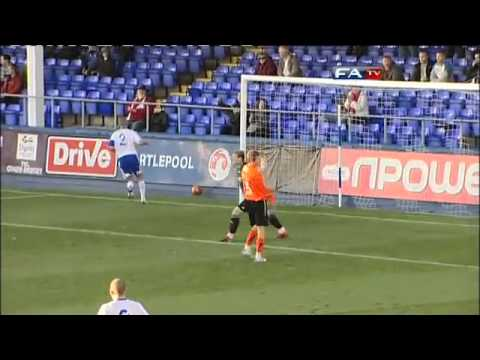 Hartlepool 0-0 Vauxhall Motors - The FA Cup 1st Round - 06/11/10