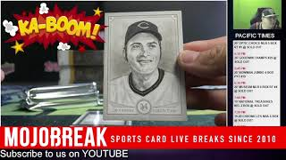 Random Team #4 - 2020 Museum Collection Baseball 6 Box Break - 07.31.20