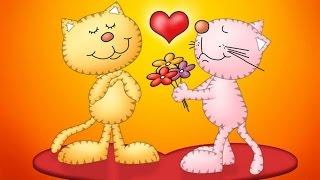 Веселое поздравления с днем Святого Валентина