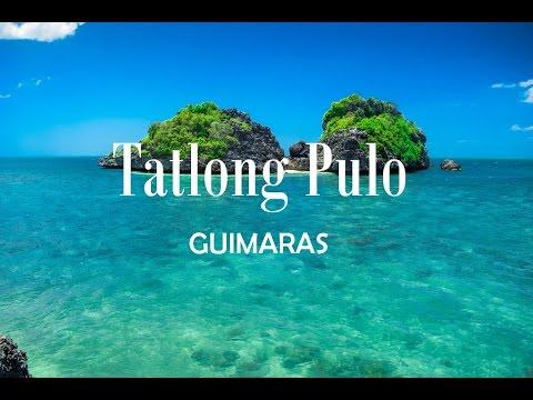 Tatlong Pulo Beach - Guimaras (Nikon KeyMission 170)