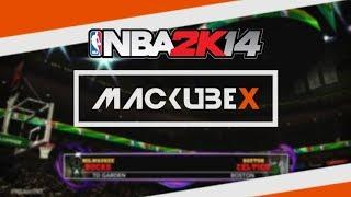 Bucks vs Celtics  - 1st Quarter | NBA 2K14 Gameplay [Mackubex V14 Roster]