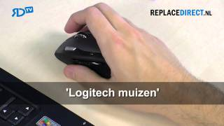Logitech muizen bij ReplaceDirect