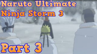 (60FPS)Naruto Ultimate Ninja Storm 3 : Part 3 : Sasuke doesn't feel cold.. Thumbnail