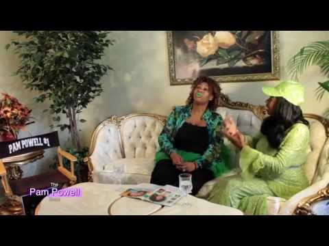 Pam Powell Show - with Special guest Glozell Green