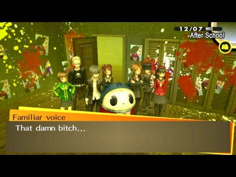 [HD] [PS Vita] Persona 4 Golden - The True Culprit