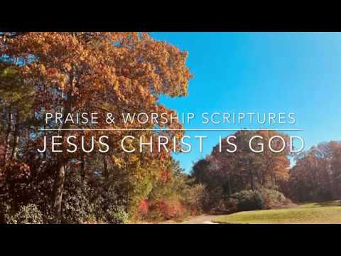 Praise And Worship Scriptures By Eve Yvonne Makilya