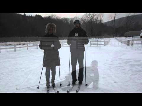 Frost Valley YMCA Cross Country Ski Instructional Video