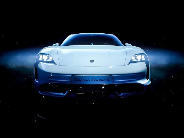 Porsche Taycan : Unveiled