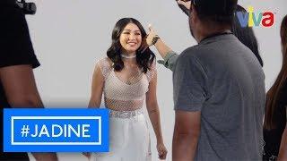 [#JADINE] Triangulo Recording and MV Shoot