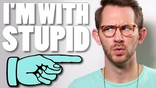5 stupid things about me