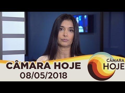 Câmara Hoje - Comissão que trata do caso Marielle Franco se reúne hoje com delegado | 08/05/2018