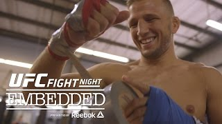 UFC Fight Night Chicago Embedded: Vlog Series - Episode 1