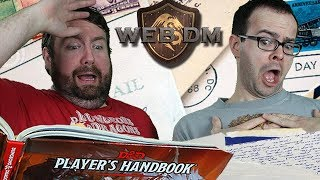 Overpowered PCs,  Theme Games & Buying The Book - Web DM