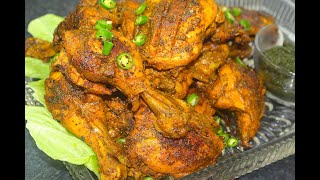 Spicy Handi Roast   مسالیدار چکن روسٹ   Chicken Roast [ Without Oven ] By Cook With Faiza