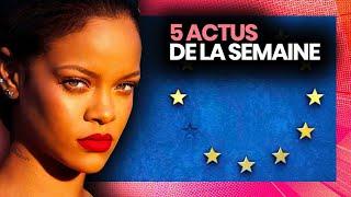 JOUR DE VOTE, BREXIT, HUAWEI, RIHANNA BOUSCULE LE LUXE... 5 actus de la semaine