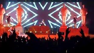 K.I.Z - Ariane/Hurra die Welt geht unter Tour (Live BroseArena Bamberg 02.04.2016)