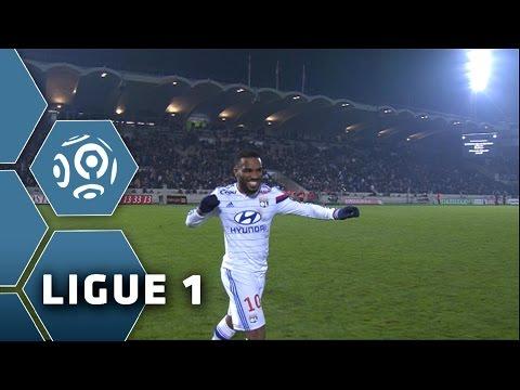 Girondins de Bordeaux - Olympique Lyonnais (0-5)  - Résumé - (GdB - OL) / 2014-15