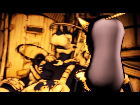 [SFM BATIM] The Projectionist (Bendy And The Ink Machine Chapter 4 Song)