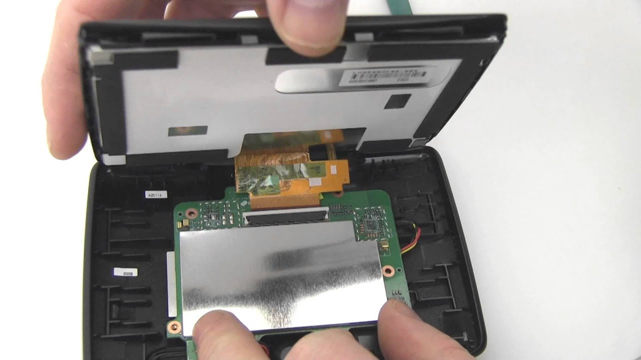 How to Replace Your TomTom Via 260 Battery